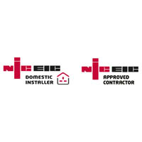 NICEIC Domestic Installer and Approved Contractor Certified